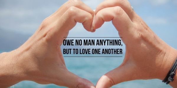 Owe Nothing to Anyone