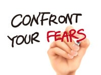 Top Ten Tips to Overcome Fear #7: Confront It!